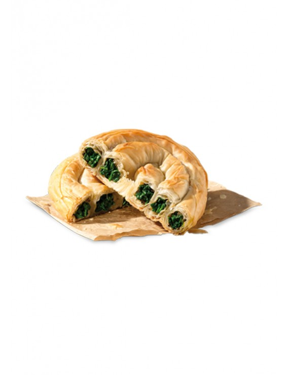 Börek with cheese and spinach