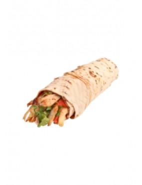 Pepito chicken in pita bread