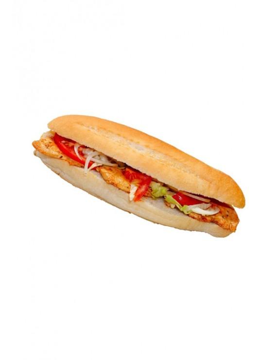 Pepito chicken in pocket bread