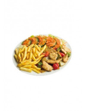 Pepito chicken plate