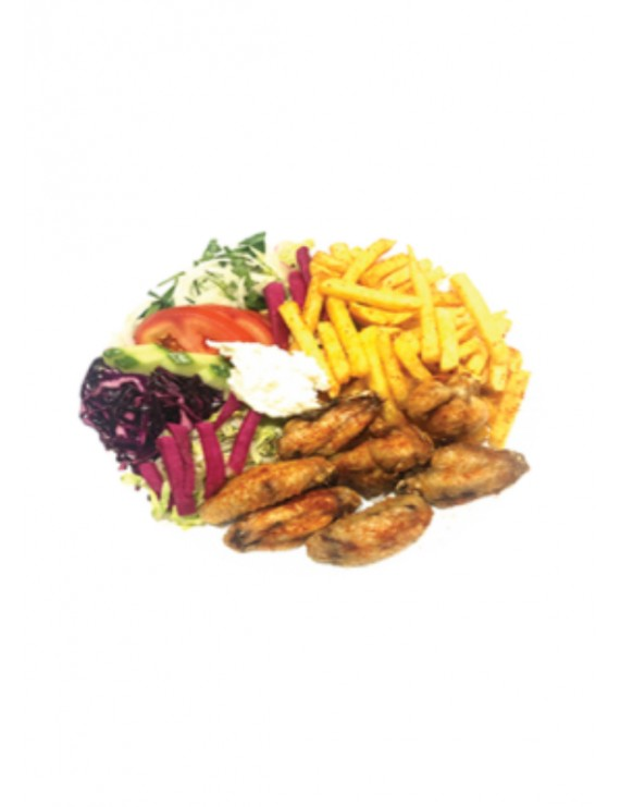 Chicken wing plate (5 pcs)