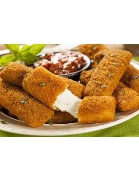 Mozzarella Sticks (6 pcs)