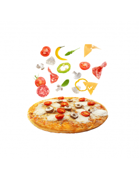Pizza of your choice